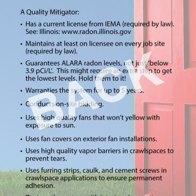 Radon Mitigation for Homebuyers