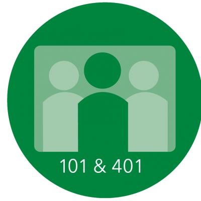 101 & 401 icon