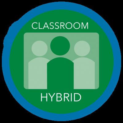 Classroom Hybrid ICON
